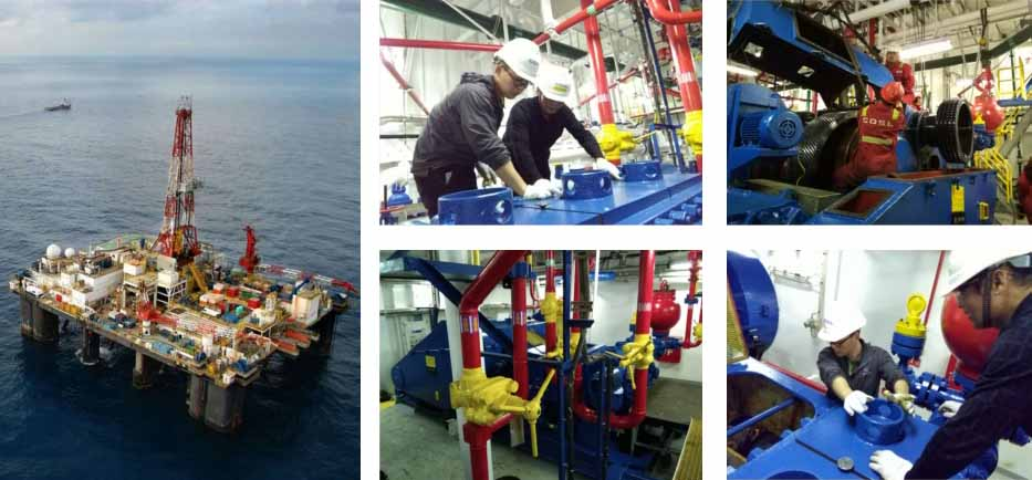 Mud Pump | Petroleum Machinery Industry | Rundong Service