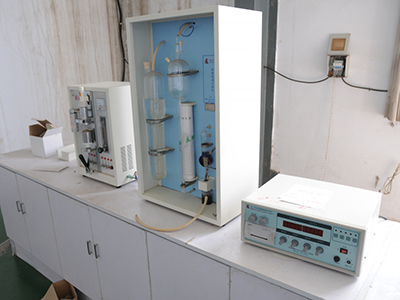 QL-CS20D Series High Speed Carbon and Sulfur Analyzer
