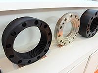 Flanges and Cylinder Parts